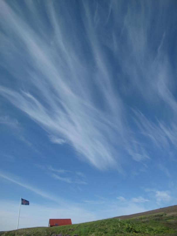 More Cirrus in Iceland