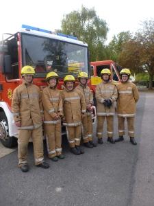 Duxford Fire Training