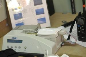 Calibrating the radiosonde