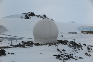VSAT DIsh Dome
