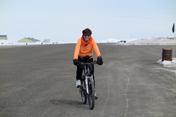 Cycling on the Runway